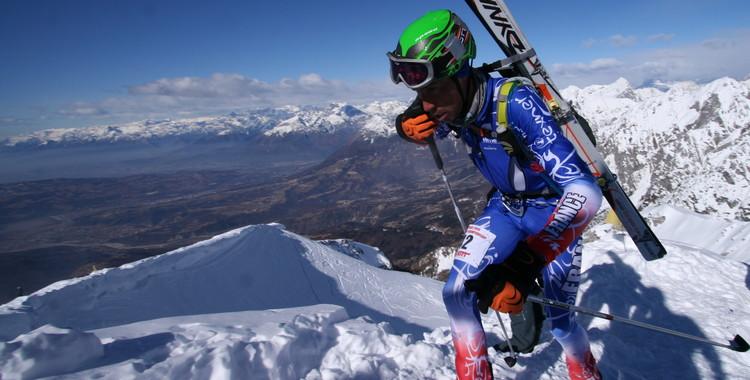 Ski de randonn e esf praz sur arly for Sideboard yannick
